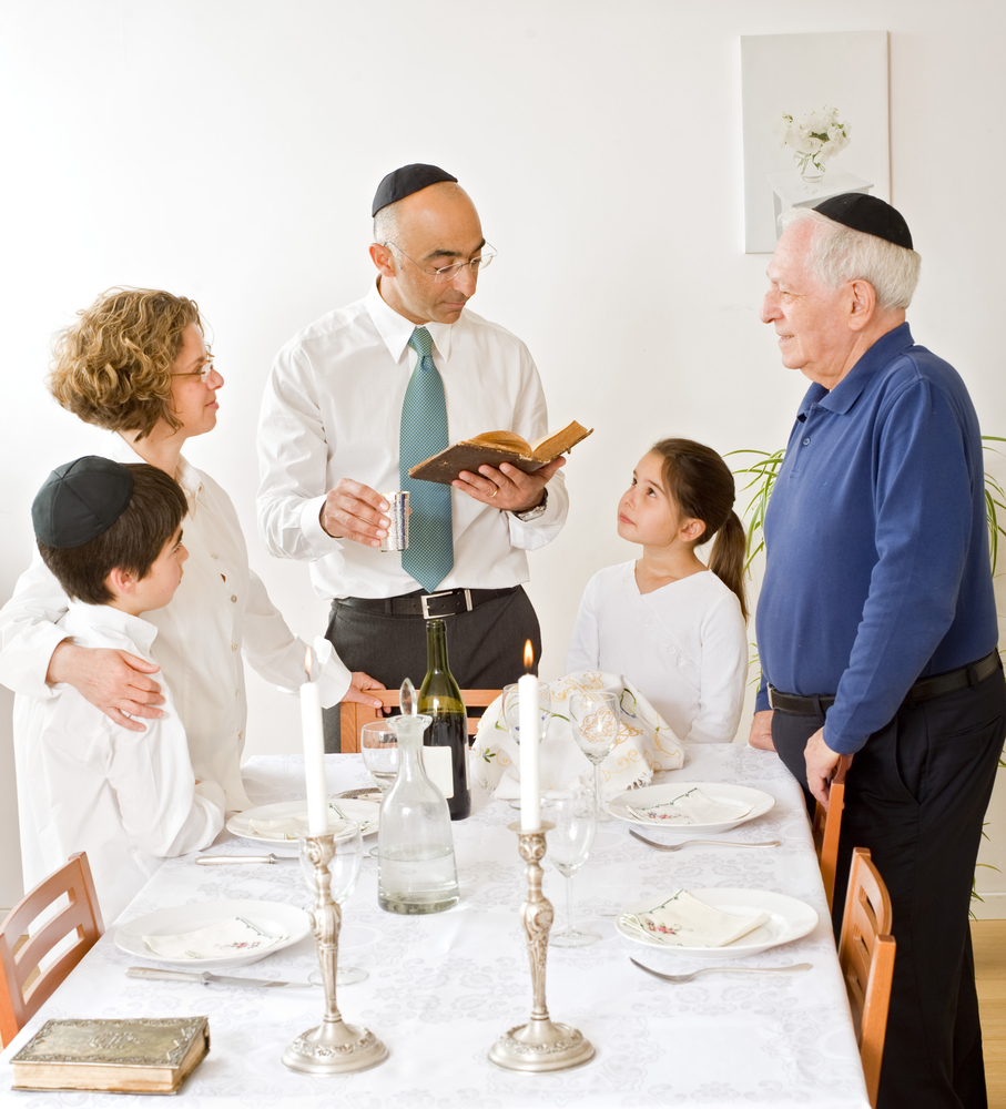 Jews parents-image
